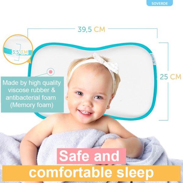 flat head baby pillow-plagiocephaly-4