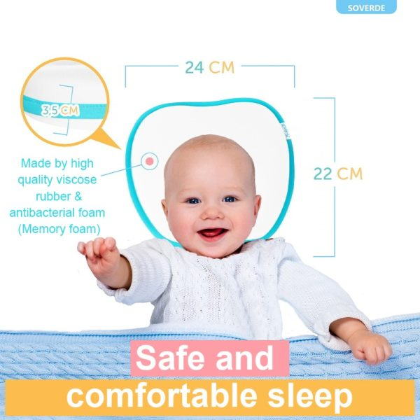flat head baby pillow-plagiocephaly-5