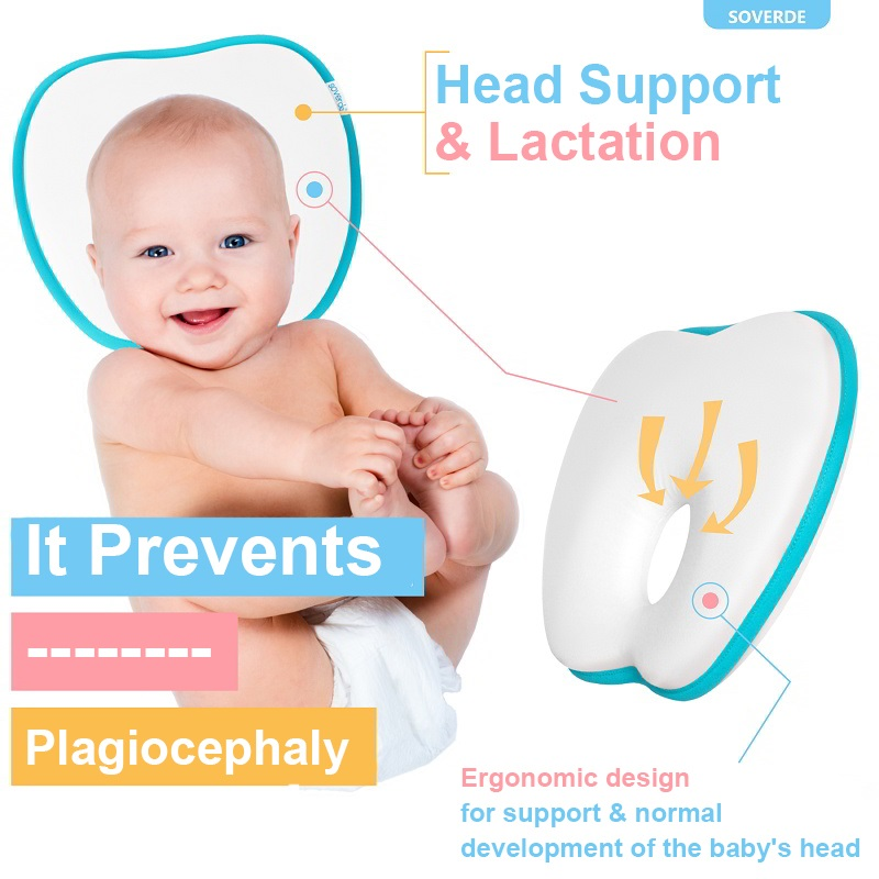 flat head baby pillow-plagiocephaly-8